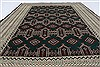 Turkman Red Hand Knotted 46 X 60  Area Rug 250-26996 Thumb 4