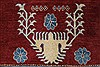 Kazak Red Hand Knotted 44 X 67  Area Rug 250-26997 Thumb 6