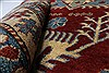 Kazak Red Hand Knotted 44 X 67  Area Rug 250-26997 Thumb 9