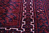 Baluch Red Hand Knotted 51 X 66  Area Rug 250-26998 Thumb 20