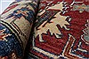 Kazak Red Hand Knotted 43 X 610  Area Rug 250-26999 Thumb 1