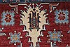 Kazak Red Hand Knotted 43 X 610  Area Rug 250-26999 Thumb 9