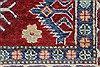 Kazak Red Hand Knotted 43 X 76  Area Rug 250-27001 Thumb 10