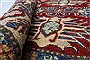 Kazak Red Hand Knotted 43 X 76  Area Rug 250-27001 Thumb 1
