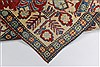 Kazak Red Hand Knotted 43 X 76  Area Rug 250-27001 Thumb 2