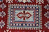 Kazak Red Hand Knotted 43 X 76  Area Rug 250-27001 Thumb 6