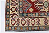 Kazak Red Hand Knotted 43 X 76  Area Rug 250-27001 Thumb 7
