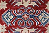 Kazak Red Hand Knotted 43 X 76  Area Rug 250-27001 Thumb 9