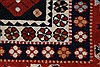 Turkman Multicolor Hand Knotted 47 X 60  Area Rug 250-27002 Thumb 12