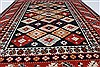 Turkman Multicolor Hand Knotted 47 X 60  Area Rug 250-27002 Thumb 5