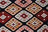 Turkman Multicolor Hand Knotted 47 X 60  Area Rug 250-27002 Thumb 7
