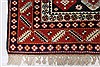 Turkman Multicolor Hand Knotted 47 X 60  Area Rug 250-27002 Thumb 8