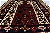 Baluch Beige Hand Knotted 410 X 62  Area Rug 250-27004 Thumb 23