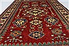 Kazak Red Hand Knotted 46 X 66  Area Rug 250-27005 Thumb 4