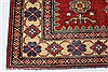 Kazak Red Hand Knotted 46 X 66  Area Rug 250-27005 Thumb 7