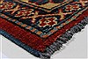 Kazak Red Hand Knotted 46 X 66  Area Rug 250-27005 Thumb 8