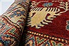Kazak Red Hand Knotted 41 X 70  Area Rug 250-27006 Thumb 11