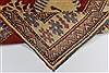 Kazak Red Hand Knotted 41 X 70  Area Rug 250-27006 Thumb 1