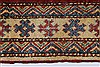 Kazak Red Hand Knotted 41 X 70  Area Rug 250-27006 Thumb 4