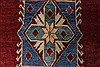 Kazak Red Hand Knotted 41 X 70  Area Rug 250-27006 Thumb 5