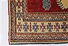 Kazak Red Hand Knotted 41 X 70  Area Rug 250-27006 Thumb 6