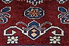 Kazak Red Hand Knotted 410 X 62  Area Rug 250-27011 Thumb 10
