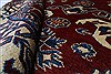 Kazak Red Hand Knotted 410 X 62  Area Rug 250-27011 Thumb 1