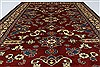 Kazak Red Hand Knotted 410 X 62  Area Rug 250-27011 Thumb 4