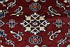 Kazak Red Hand Knotted 410 X 62  Area Rug 250-27011 Thumb 6