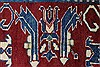 Kazak Red Hand Knotted 410 X 62  Area Rug 250-27011 Thumb 9