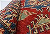 Kazak Red Hand Knotted 42 X 66  Area Rug 250-27012 Thumb 10