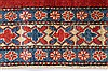 Kazak Red Hand Knotted 42 X 66  Area Rug 250-27012 Thumb 4