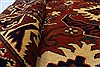 Kazak Red Hand Knotted 51 X 67  Area Rug 250-27013 Thumb 10