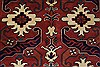 Kazak Red Hand Knotted 51 X 67  Area Rug 250-27013 Thumb 5