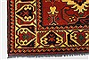 Kazak Red Hand Knotted 51 X 67  Area Rug 250-27013 Thumb 6