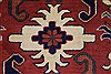 Kazak Red Hand Knotted 51 X 67  Area Rug 250-27013 Thumb 8