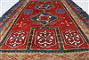 Yalameh Blue Hand Knotted 45 X 67  Area Rug 250-27017 Thumb 3