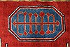 Yalameh Blue Hand Knotted 45 X 67  Area Rug 250-27017 Thumb 6