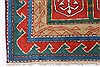 Yalameh Blue Hand Knotted 45 X 67  Area Rug 250-27017 Thumb 8