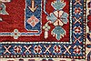 Kazak Red Hand Knotted 311 X 66  Area Rug 250-27022 Thumb 10
