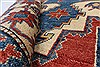 Kazak Red Hand Knotted 42 X 64  Area Rug 250-27024 Thumb 1