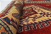 Kazak Red Hand Knotted 43 X 610  Area Rug 250-27030 Thumb 10