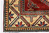 Kazak Red Hand Knotted 43 X 610  Area Rug 250-27030 Thumb 6