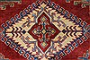 Kazak Red Hand Knotted 43 X 610  Area Rug 250-27030 Thumb 8