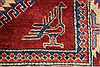 Kazak Red Hand Knotted 43 X 610  Area Rug 250-27030 Thumb 9