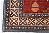 Kazak Red Hand Knotted 45 X 64  Area Rug 250-27032 Thumb 6