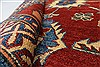 Kazak Red Hand Knotted 45 X 64  Area Rug 250-27032 Thumb 8