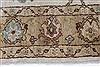 Chobi Beige Hand Knotted 411 X 73  Area Rug 250-27039 Thumb 7