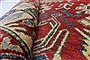Kazak Red Hand Knotted 310 X 72  Area Rug 250-27040 Thumb 1