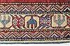 Kazak Red Hand Knotted 310 X 72  Area Rug 250-27040 Thumb 5